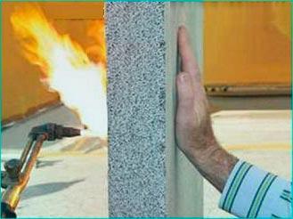 огнестойкость перлита