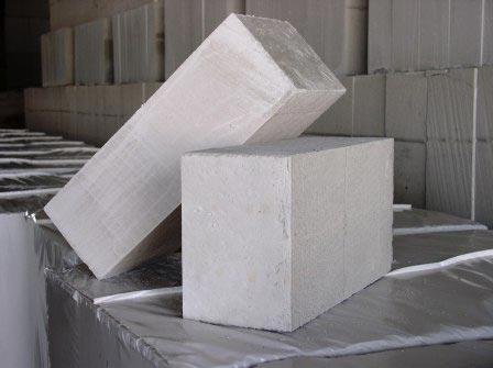 пенобетонные блоки