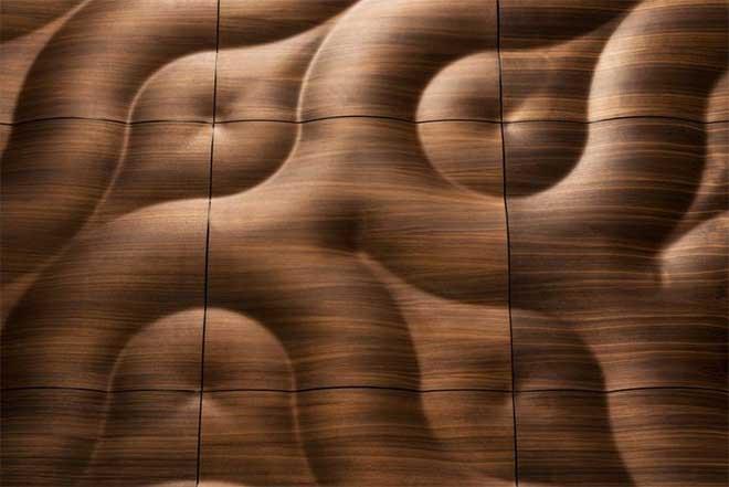 3d деревянные панели
