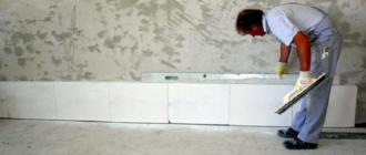 Утепление стен перлитом