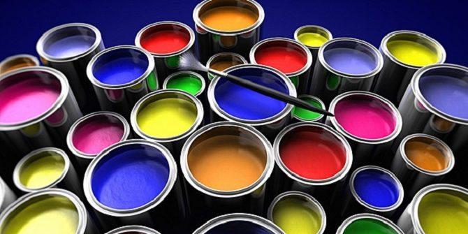 Виды клеевой краски