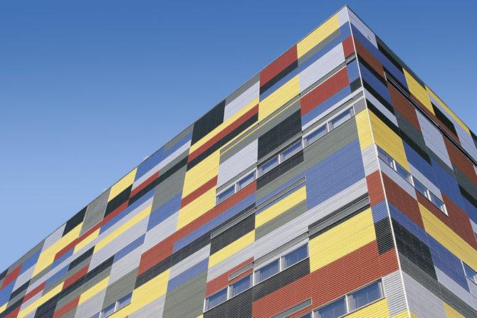 Создание вентилируемого фасада