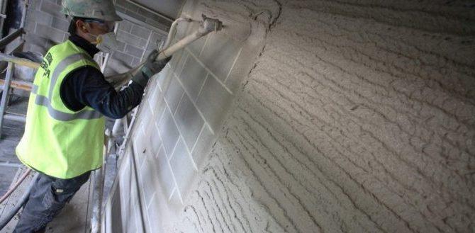 Приготовление и использование известково-песчаной штукатурки