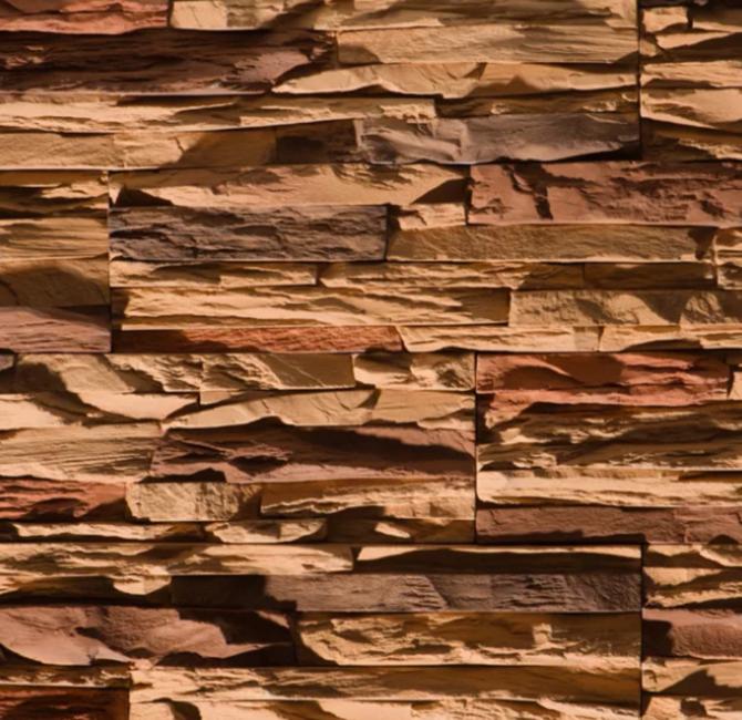 Различия искусственного камня по материалу изготовления