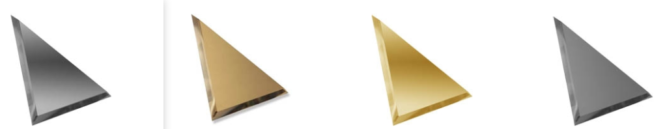 Треугольная плитка