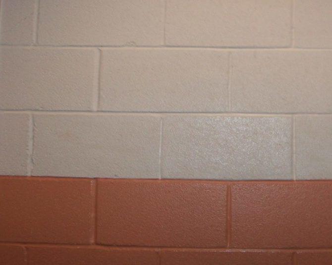 ПОкраска стен из газобетона
