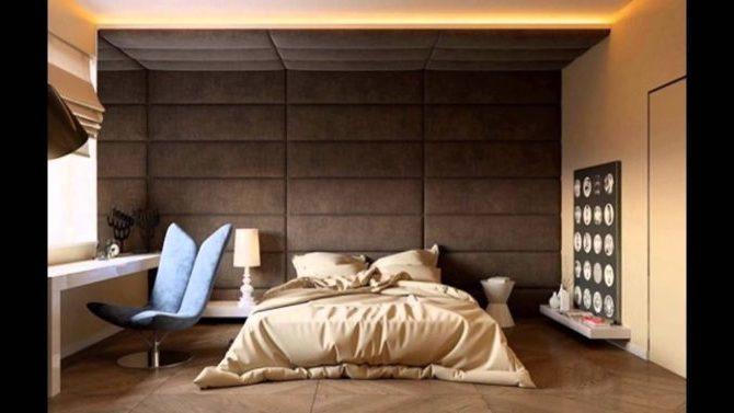 Стены и потолок в одном стиле