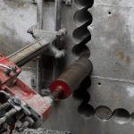 Алмазное бурение бетона