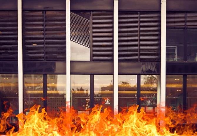 Противопожарные перегородки