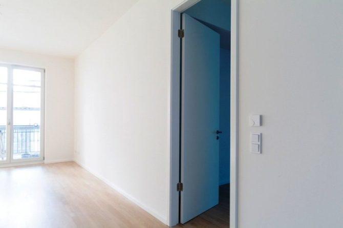 преимущества перегородки с дверью