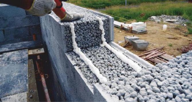 Стеновые панели из керамзитобетона